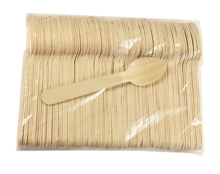 disposable wooden spoons wholesale