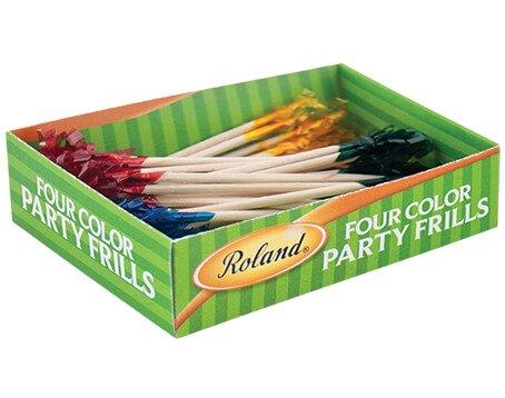Frilly Toothpicks manufacturer 2