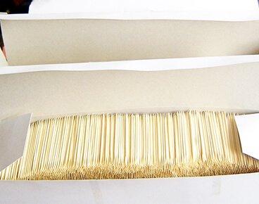 Bulk Pack Bamboo Toothpicks Supplier