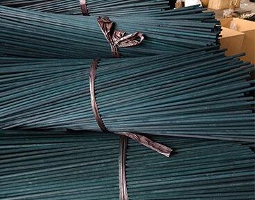 Colored Garden Sticks Supplier