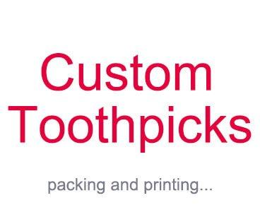 Custom Bamboo Toothpicks Supplier