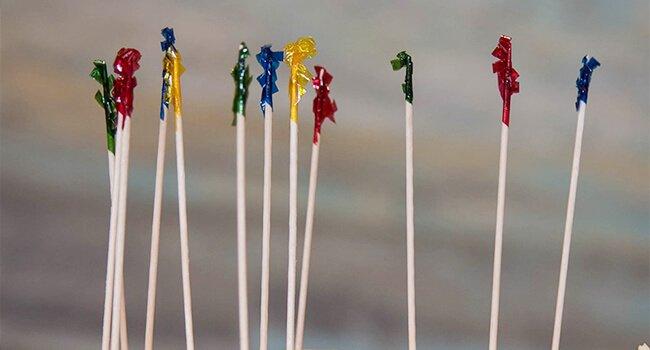 Frilly Toothpicks Supplier 4