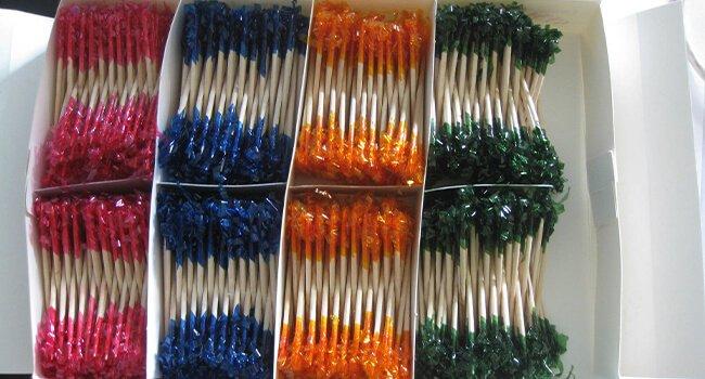 Frilly Toothpicks exporter