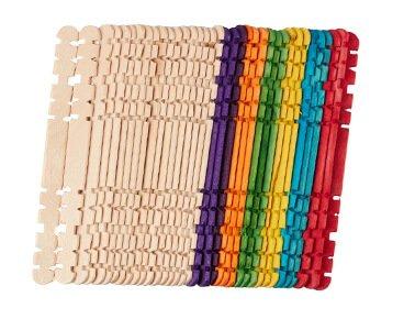 Grooved Craft Sticks Wholesale