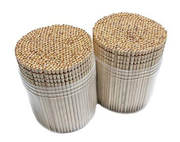 Single Sharp Point Wooden Toothpick Manufacturer