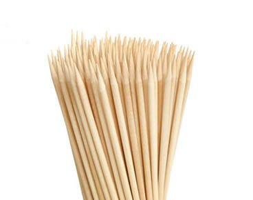 Whole Sharp Point Wooden Skewers Manufacturer