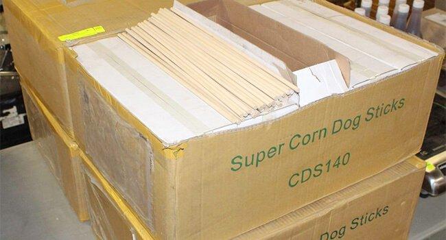 super Corn Dog Sticks