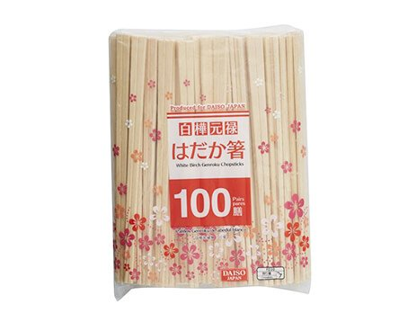 Disposable Birch Wooden Chopsticks Bulk