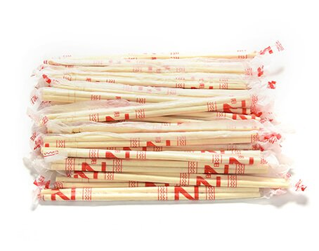 PE Wrapped Bamboo Chopsticks Manufacturer