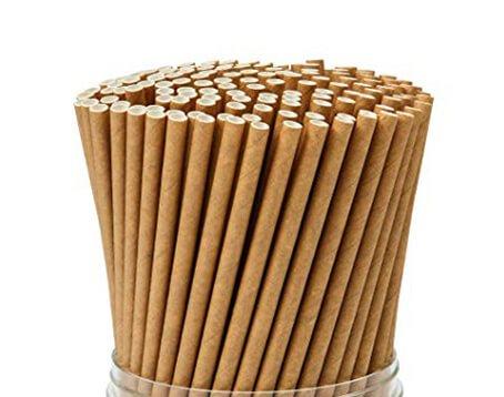 Plain Paper Straws Manufacturer