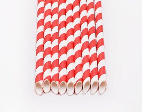Sharp Tip Paper Straws Manufacturer
