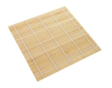White Color Bamboo Sushi Mat Wholesale