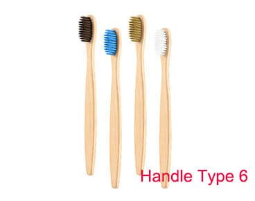 High Quality Flat-Bamboo-Toothbrush-Manufacturer