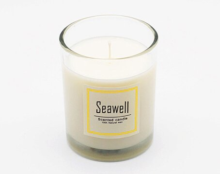 glass jar candle manufacturer