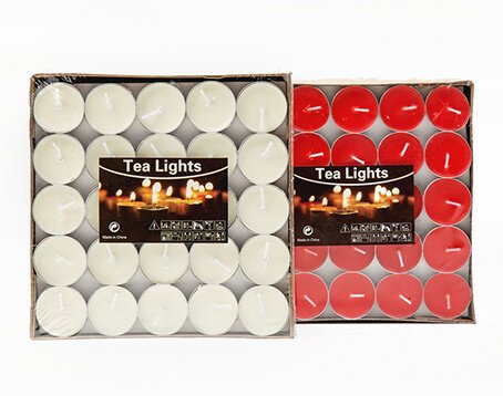 tealight candle manufacturer