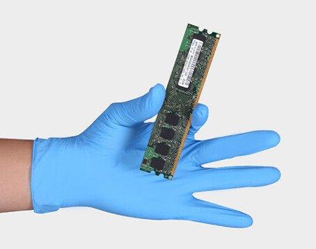 electronics nitrile gloves manufacturer