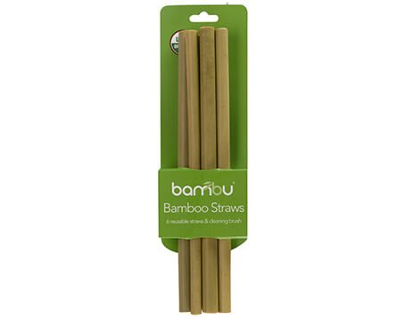 paper card packed bamboo straws manufacturer