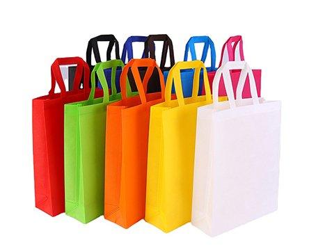 Vertical non woven bags manufacturer